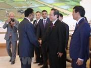 Vietnam y Madagascar atesoran alto potencial en cooperación agrícola