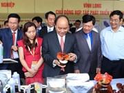 Premier vietnamita insta a Vinh Long a desarrollar agricultura inteligente y ecoturismo