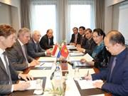 Vietnam promete entorno jurídico favorable para empresas holandesas