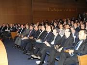 Autoridades y empresarios analizan oportunidades de comercio e inversión entre Vietnam y Francia