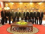 Hanoi y Yakarta buscan ampliar la cooperación en planificación urbana