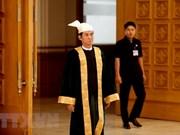 Win Myint es nuevo presidente de Myanmar