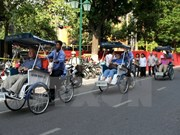 Recorridos culturales atraen a turistas en Hanoi