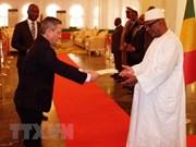 Presidente de Malí reitera deseo de fortalecer cooperación con Vietnam