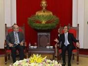 Destacan efectiva cooperación entre Vietnam y FMI