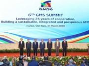 Cumbre de Subregión del Gran Mekong emite Declaración Conjunta