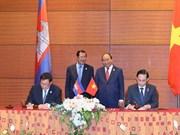 Vietnam y Camboya se esfuerzan para completar la demarcación de fronteras