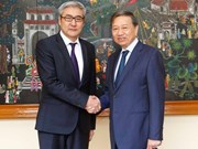 Vietnam y Mongolia cooperan en la lucha contra crimenes