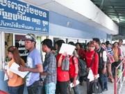 Tailandia fortalece medidas relativas a trabajadores indocumentados