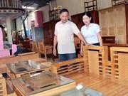 Exportación maderera de Vietnam alcanza pasos de avance en calidad y cualidad