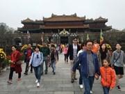 Thua Thien-Hue recibe más de un millón de turistas en primer trimestre