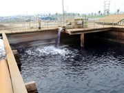 Ciudad Ho Chi Minh agilizan tratamiento de aguas residuales