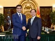 Cancillerías de Vietnam y Turkmenistán celebran consultas políticas