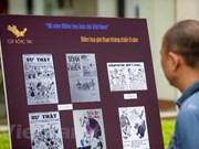 Convocan concurso de caricatura periodística de Vietnam