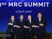 Premier de Vietnam exhorta a fortalecer papel de Comisión del Río Mekong