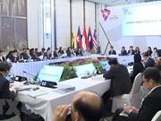 Inauguran en Singapur XXII Reunión de Ministros de Finanzas de ASEAN