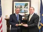 Vietnam y Estados Unidos promueven colaboración en formación en sectores de seguridad y defensa