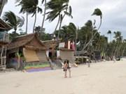 Filipinas se esfuerza para mitigar consecuencias del cierre de Boracay