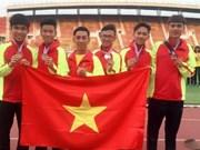 Vietnam ocupa el segundo lugar en el torneo regional de atletismo juvenil