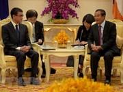 Japón y Camboya firman acuerdos de asistencia por más 90 millones de dólares