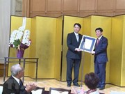 Nombran a reconocido doctor japonés como Cónsul Honorario de Vietnam en prefectura de Aichi