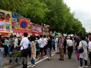Festival vietnamita atrae atención de público japonés