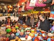 Vietnam busca mejorar la competitividad de productos artesanales en mercado mundial