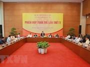 Determinado Vietnam en garantizar equidad en selección de funcionarios