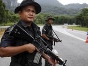Malasia avanza en lucha contra delincuencia organizada