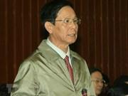 """Vietnam, en lucha por sacar """"tumores"""" de la policía popular"""