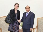 Vietnam dispuesto a continuar cooperación con Dinamarca en salud