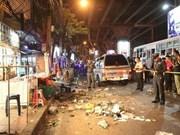 Tailandia mantiene la condena a culpables del ataque con bombas en Bangkok