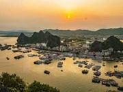Provincia vietnamita de Quang Ninh recibe más de cuatro millones de turistas