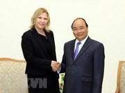 Premier vietnamita llama al apoyo de IFC para empresas startups nacionales