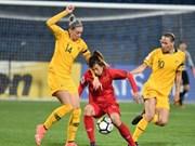 Campeonato asiático 2018: oportunidad para fútbol femenino vietnamita