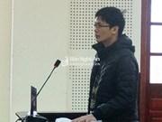 Condenan a penas de hasta nueve años de cárcel a dos acusados de actuar contra el Gobierno