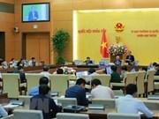 Comité Permanente del Parlamento vietnamita analiza proyecto de ley contra corrupción