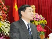 Buró Político revisa preparativos del pleno del Comité Central del Partido Comunista de Vietnam