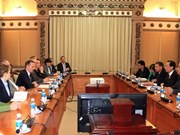 Ciudad Ho Chi Minh desea ampliar asociación con estado aalemán de Rheinland Pfalz
