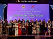 Benefactores donan un millón de dólares para discapacitados vietnamitas