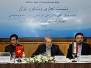 Foro empresarial Vietnam-Irán analiza posibilidades de cooperación