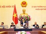 Comité Permanente del Parlamento de Vietnam clausura su XXIII reunión