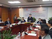 Samsung ayuda a Vietnam en formación de consultores en industrias auxiliares