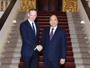 Premier de Vietnam apuesta por impulsar cooperación interlocal con Alemania