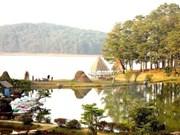 Aumenta 10,3 por ciento número de turistas a Lam Dong