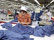 Exportación vietnamita de confecciones alcanzará 34 mil millones de dólares, pronostica VITAS