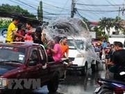 Conductores ebrios, principal causa de accidentes en fiesta tradicional Songkran de Tailandia