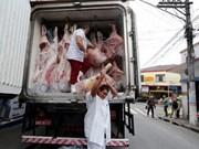 Brasil reanudará exportaciones de carne a Indonesia