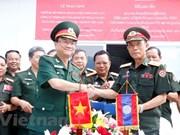 Vietnam entrega simulador para entrenamiento de militares laosianos