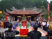 Inician en Vietnam actividades en homenaje a fundadores de la nación